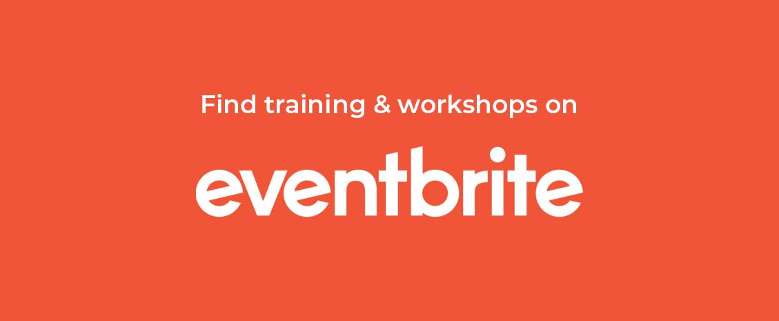 Find training & Workshops on Eventbrite