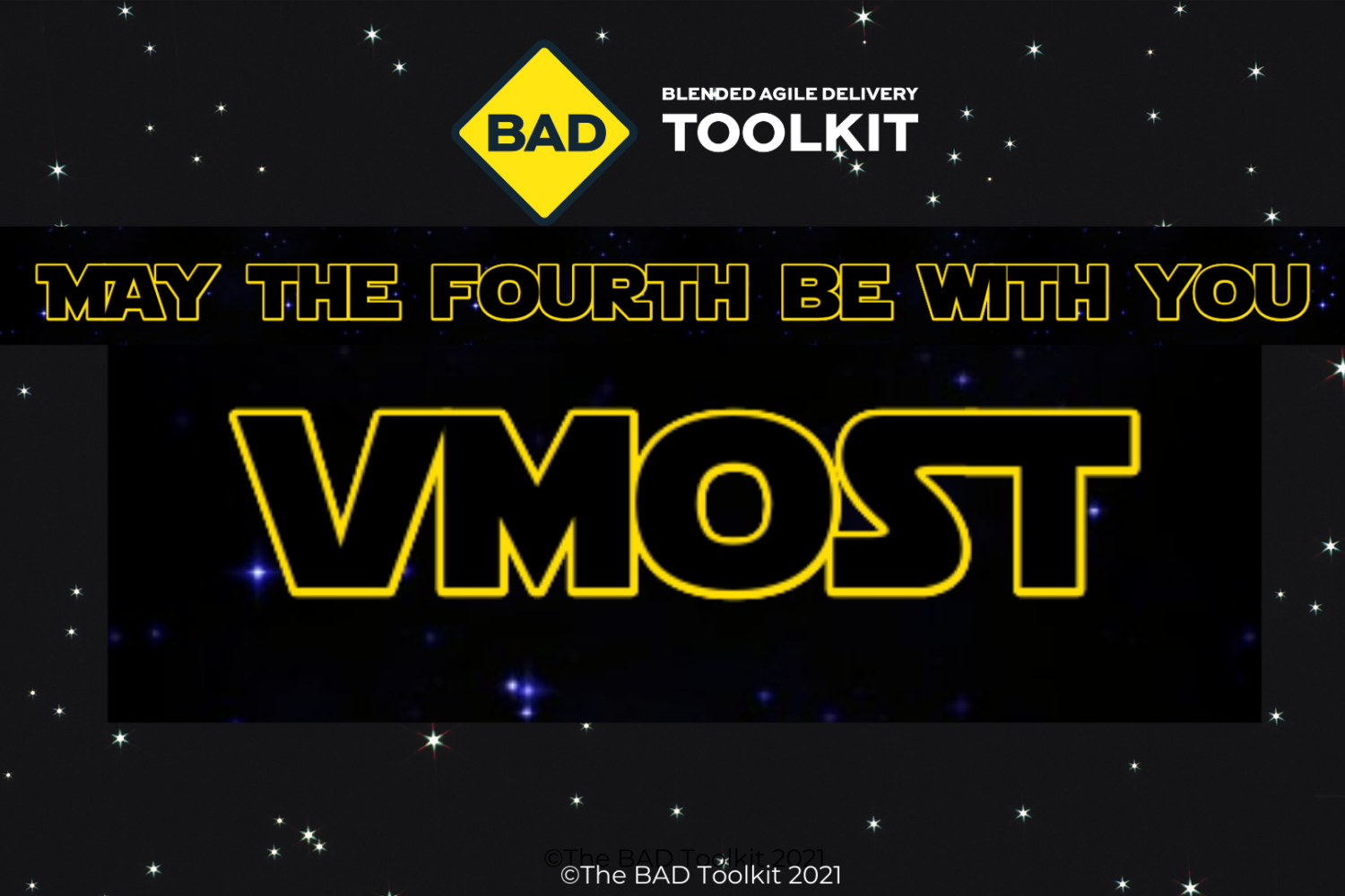 May the 4th VMOST